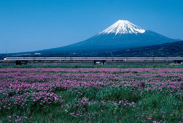 Shinkansen0fuji